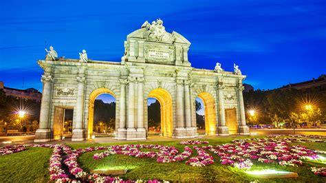 Madrid - Spain - YouTube