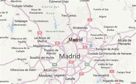 Madrid Weather Station Record - Historical weather for ...