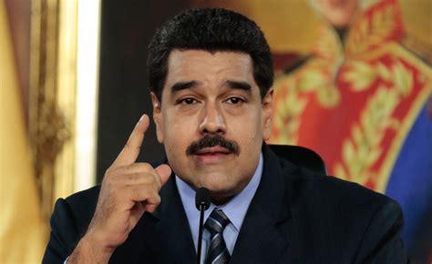 """Maduro calificó como """"basura corrupta"""" a Mariano Rajoy"""