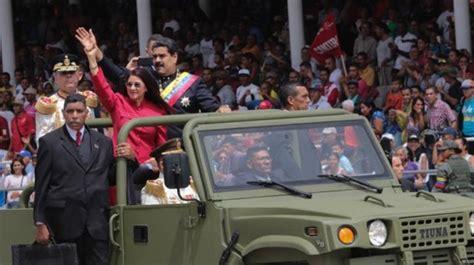 Maduro dice que el 30 de julio los venezolanos eligen ...