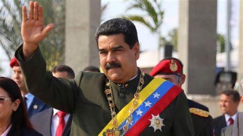 Maduro inicia una gira por todo Venezuela para promocionar ...
