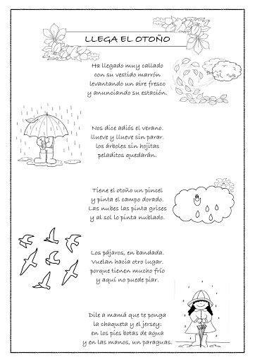 MAESTRA DE INFANTIL. : Poesía para el Otoño   OTOÑO ...