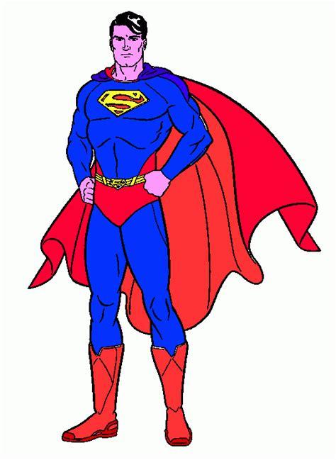 Maestra de Infantil: Superman. Dibujos para colrorear y ...