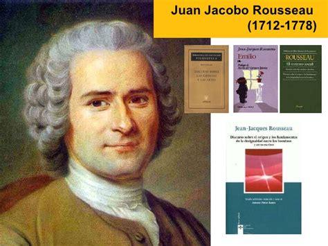 MaestríA Diversidad DidáCtica Rousseau El Origen De La ...