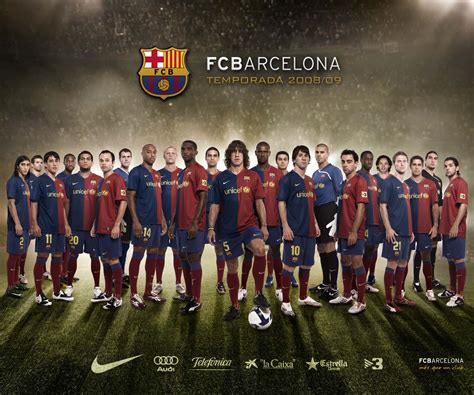 Magazine Expresión Latina: Fútbol Club Barcelona un equipo ...