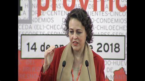 Magdalena Valerio, nueva ministra de Empleo y Seguridad ...