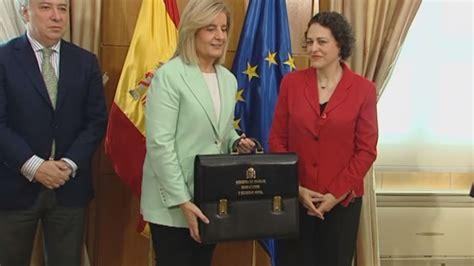 Magdalena Valerio, nueva ministra de Trabajo, Migraciones ...