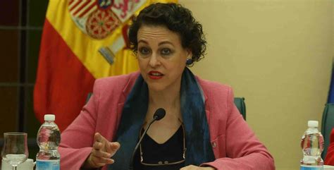 """Magdalena Valerio """"Este Gobierno está para cumplir las ..."""