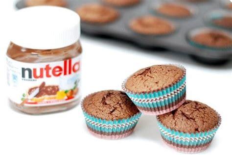 Magdalenas de Nutella sin gluten, sin leche Thermomix ...