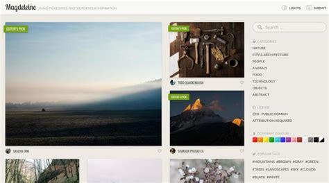 Magdeleine: banco de fotos libres de gran calidad