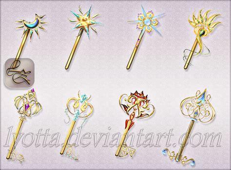 Magic items keys set lyotta 05 by Lyotta on DeviantArt