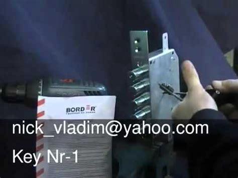 Mágic key robo en viviendas con cerraduras de borjas   YouTube