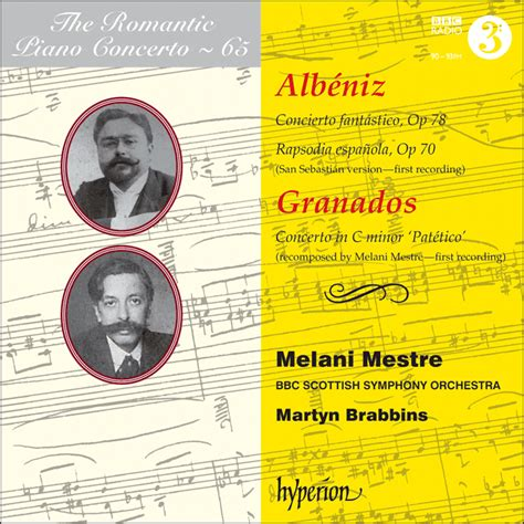 Magical Journey: Isaac Albéniz; Enrique Granados   Piano ...