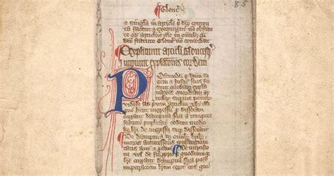 Magna Carta Copy Discovered in Scrapbook