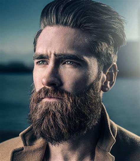 Magníficos Cortes De Pelo Para Hombre Con Barba 2018 ...