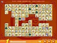 Mahjong Connect GRATIS en JuegosJuegos.com