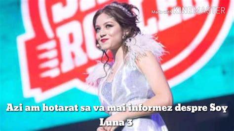 Mai multe lucruri despre Soy Luna 3 - YouTube