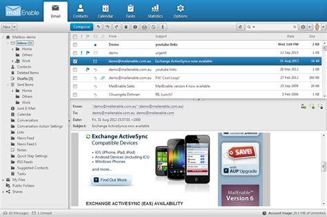Mailenable enterprise edition 5.03 : amovci