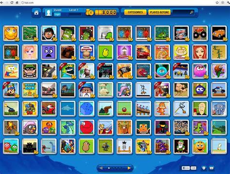 Mainkan Ratusan Game Flash Online Gratis di Kizi.com
