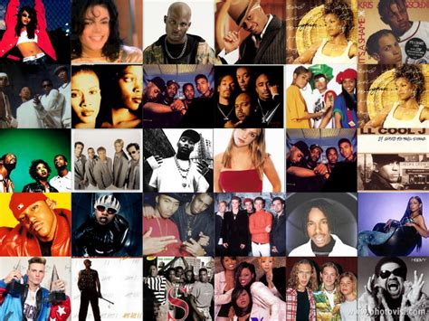 Mainstream Music images 90s Music Collage HD wallpaper and ...