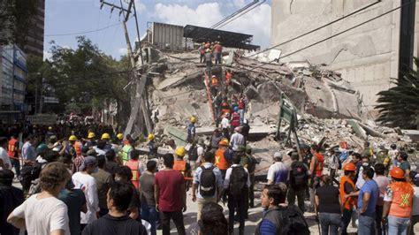 Mais de 220 mortos após forte terremoto no México ...