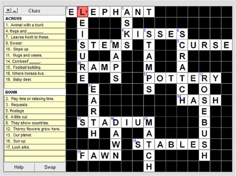 Make Crossword Puzzle With These 5 Free Crossword Maker ...