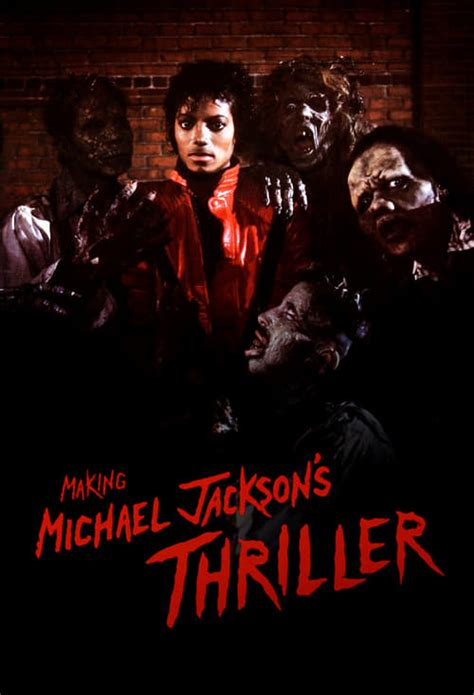 Making Michael Jackson's Thriller (1983) — The Movie ...