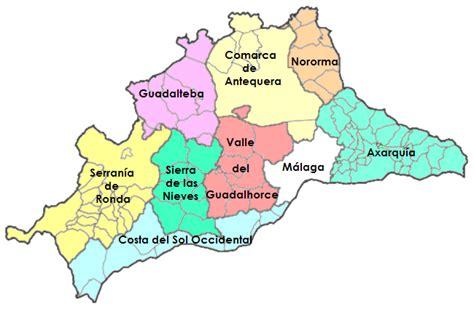Málaga  provins    Wikipedia, den frie encyklopædi