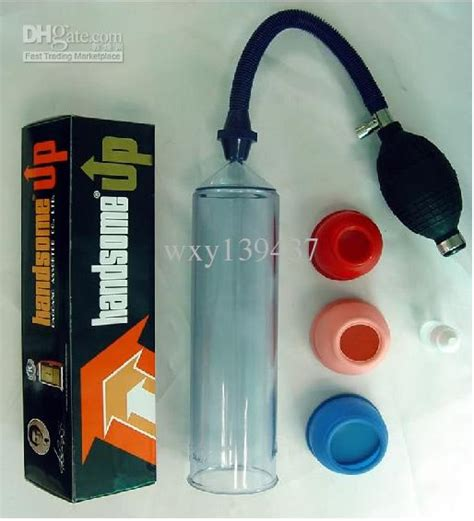 Male Penis Vacuum Pump,Penis Enlargement Device,Handsome ...