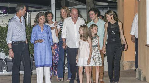 Mallorca: la familia Real da imagen de unidad