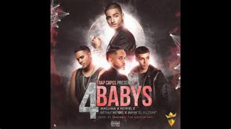 Maluma 4 Babys   YouTube