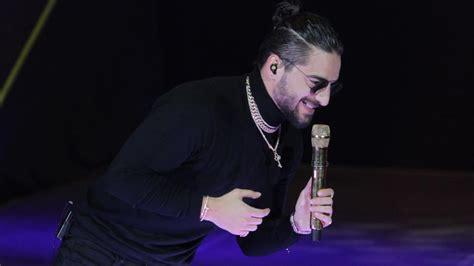 Maluma anuncia conciertos en Barcelona y Madrid en 2018