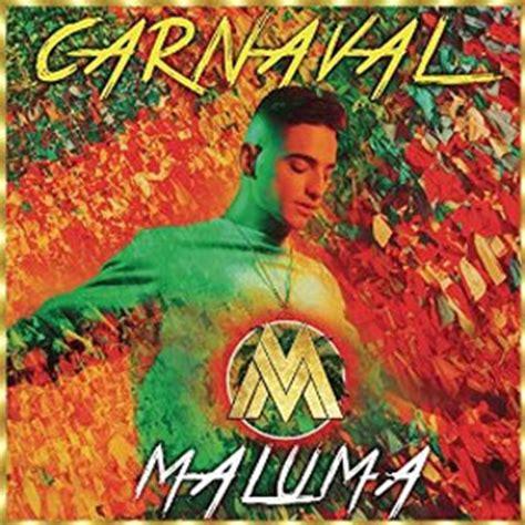 Maluma - Carnaval (Álbum)   BuenaMusica.com