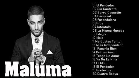 Maluma Grandes Éxitos Mix 2017 archivos - Noticias videos ...