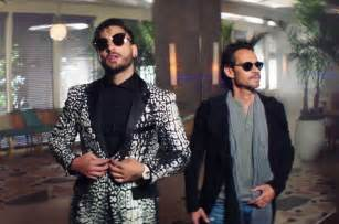 Maluma & Marc Anthony s  Felices Los 4  Video: Watch ...