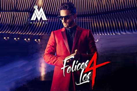 Maluma releases 'Felices Los 4' and it is steamy hot ...