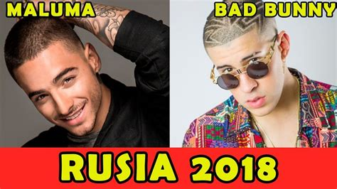 Maluma y Bad Bunny Harán Canción para Mundial Rusia 2018 ...