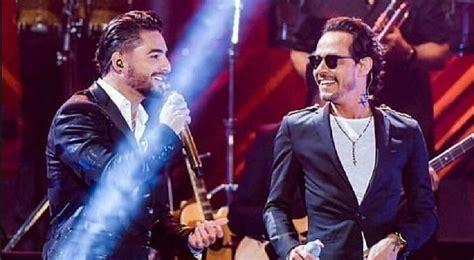 Maluma y Marc Anthony convierten  Felices los 4  en salsa ...