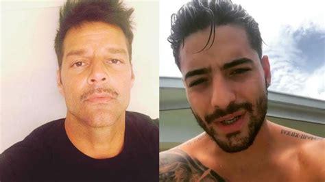 Maluma y Ricky Martin VIDEO ÍNTIMO Filtran Supuesto Video ...