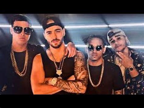 Maluma,Daddy Yankee,Nicky Jam,Plan B , Cosculluela y Mas ...