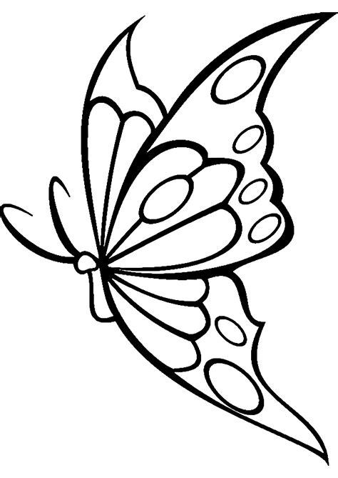 Malvorlagen Kleiner Schmetterling Zum Drucken