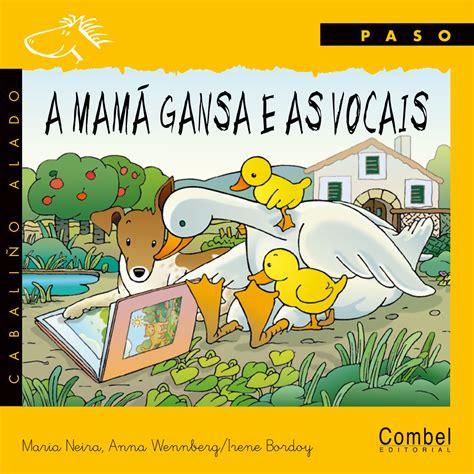 Mamá oca y las vocales: Combel Editorial