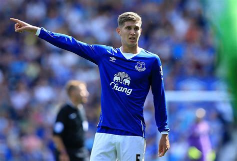 Man City sign Stones from Everton