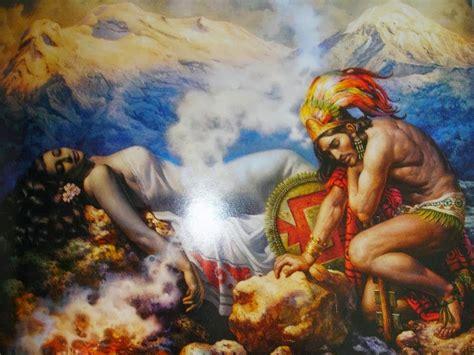 Man, Myth and Magic: Mythology and Legend of Natural ...