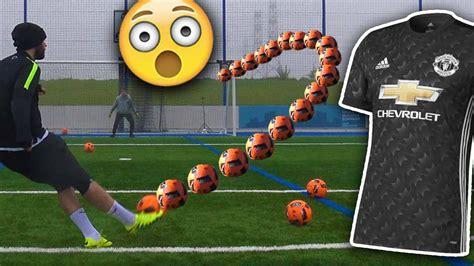 Man Utd Kit Forfeit & Squad Builder Football Challenges ...