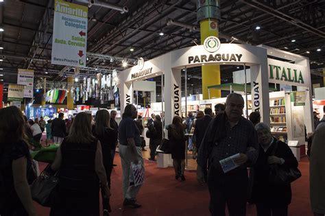 """Mañana es el """"Día de Paraguay"""" en la Feria del Libro de ..."""