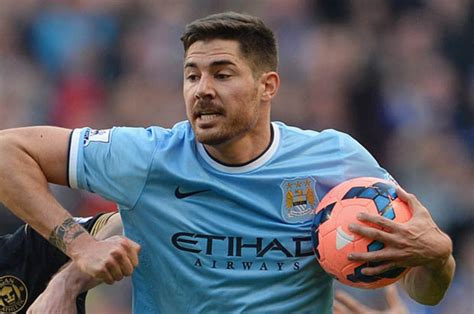 Manchester City's Javi Garcia wants to silence the boo ...