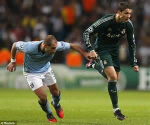 Manchester City v Real Madrid: Cristiano Ronaldo watch ...