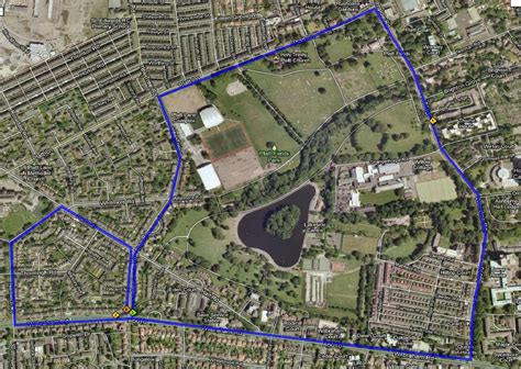 Manchester Running Routes   Manchester