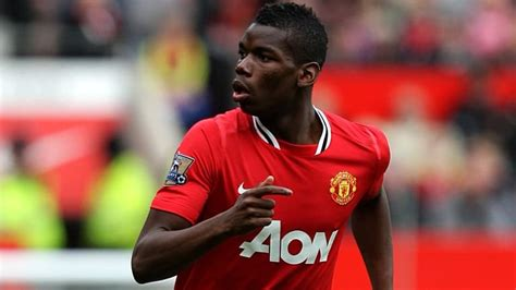 Manchester United to complete €110m Paul Pogba transfer ...
